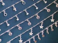 wholesale anklet with jingle bells